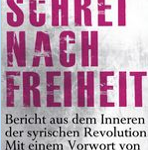 Yazbek's 'Syrian revolution diaries' beautifully announced in Germany