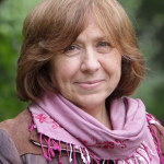 "Al Araby: ""Samar Yazbek, the Syrian Svetlana Alexievich"""