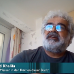 "Khalifa's ""There are no knives in the kitchens of the city"" featured in a dedicated film on 3 Sat TV!"