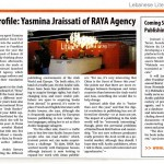 RAYA in Frankfurt book fair's daily!