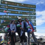 Ibrahim Nasrallah comes back from Kilimandjaro: Read about this project in support of the Palestine Children's Relief Fund