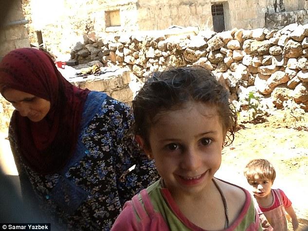 SyrianFamily_Yazbek