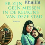 """NRC Handelsblad Cultuur reviews Khalifa's """"There are no knives"""": """"Feeling the ground fall from under our feet"""""""