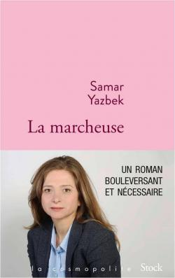 "Livres Hebdo calls Yazbek's ""The Blue Pen"" a Powerful, Poignant Novel"
