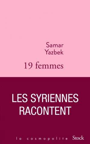 """Le Monde reviews Yazbek's """"19 women"""": """"A monument"""""""