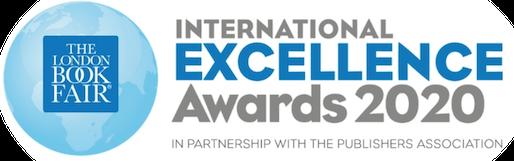 London Book Fair International Excellence Awards –  Shortlisted again!